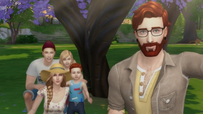 Super Parents Mommy and Daddy Set 3   Selfie poses at The Sims 4 ID image 11311 670x377 Sims 4 Updates