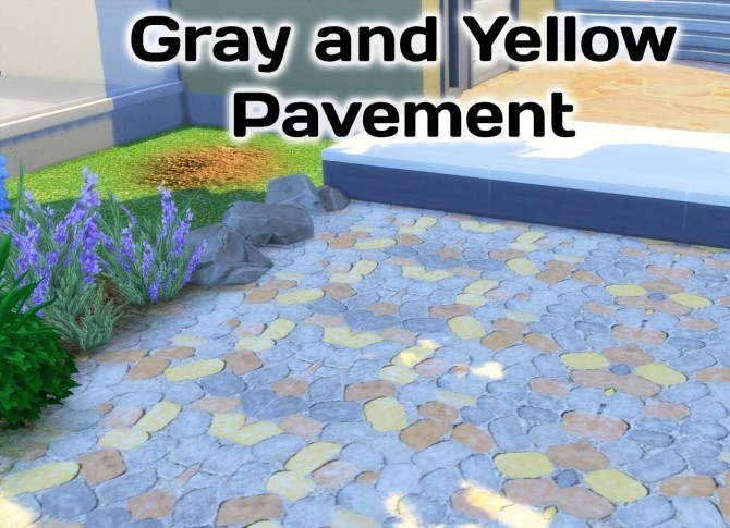Floor and terrain paints at Simming With Mary image 11411 670x485 Sims 4 Updates