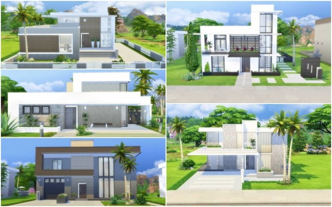 Build Modern Newcrest at Via Sims image 1143 670x419 Sims 4 Updates