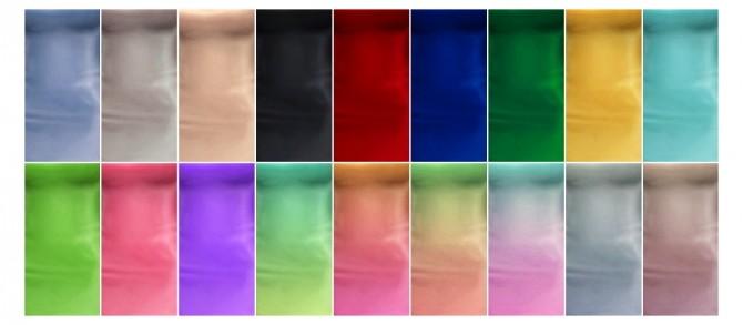 Silky Dress at Rusty Nail image 116 670x293 Sims 4 Updates