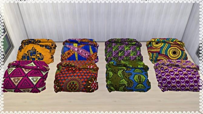 Sympxls African Comforter recolors at TaTschu`s Sims4 CC image 11612 670x377 Sims 4 Updates