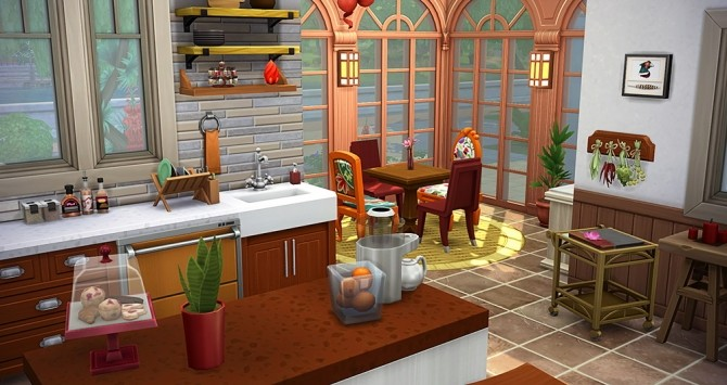 Rope's buildings Recap at Simsontherope image 1176 670x355 Sims 4 Updates