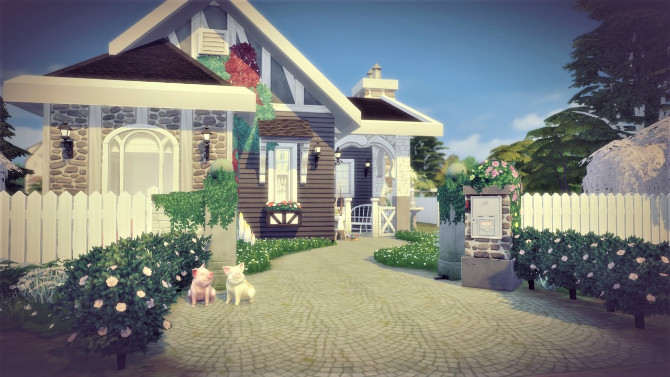 A new beginning of Hanna house at Agathea k image 1183 670x377 Sims 4 Updates