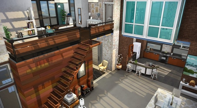 Rope's buildings Recap at Simsontherope image 1185 670x368 Sims 4 Updates