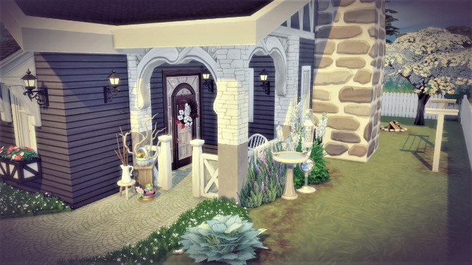 A new beginning of Hanna house at Agathea k image 1194 670x377 Sims 4 Updates