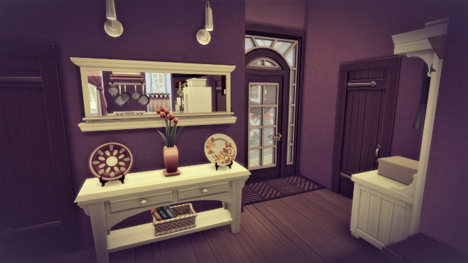 A new beginning of Hanna house at Agathea k image 1204 670x377 Sims 4 Updates
