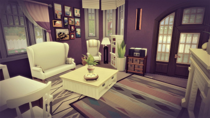 A new beginning of Hanna house at Agathea k image 12110 670x377 Sims 4 Updates