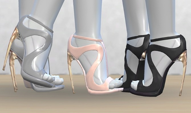 Horn Sandals at MA$ims4 image 122 670x397 Sims 4 Updates