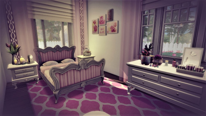 A new beginning of Hanna house at Agathea k image 1224 670x377 Sims 4 Updates