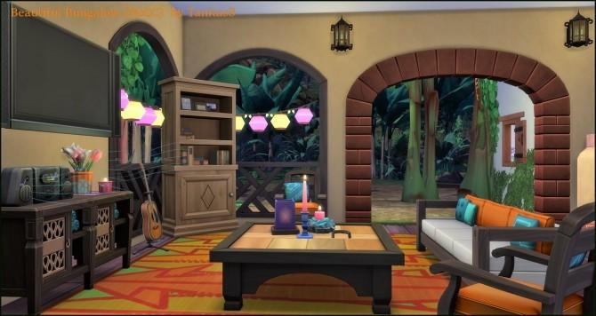 Beautiful Bungalow NoCC at Tanitas8 Sims image 1227 670x356 Sims 4 Updates