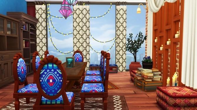 Boho Family Apartment at Aveline Sims image 1246 670x377 Sims 4 Updates