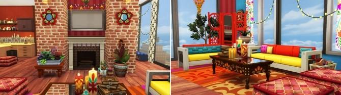 Boho Family Apartment at Aveline Sims image 1256 670x188 Sims 4 Updates