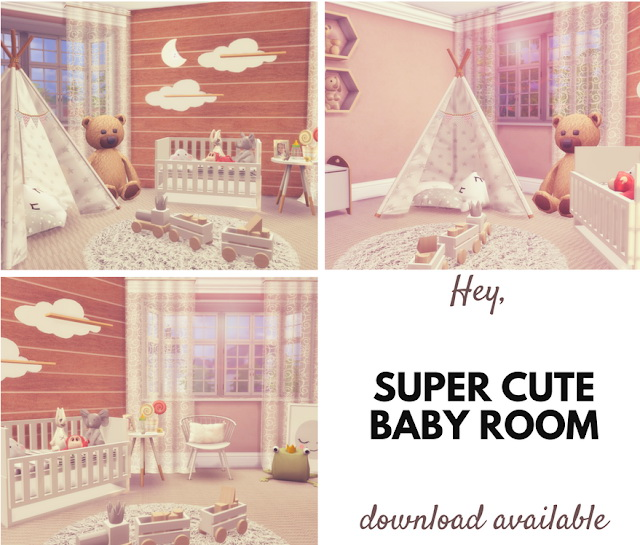 Cozy Baby Room at Lily Sims image 1265 Sims 4 Updates