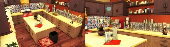 Boho Family Apartment at Aveline Sims image 1276 670x188 Sims 4 Updates