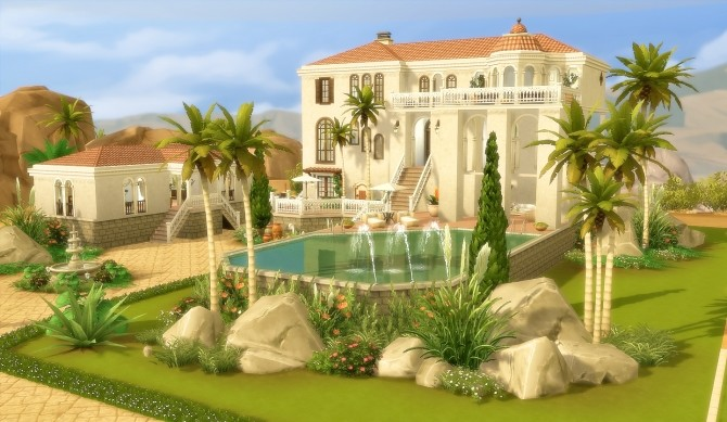 House 44 Oasis Springs at Via Sims image 1298 670x389 Sims 4 Updates