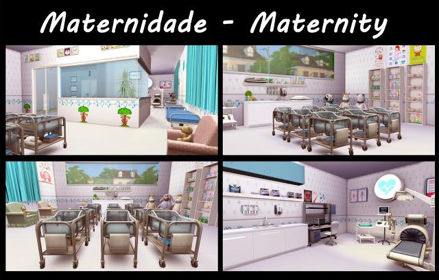 Metropolitan Hospital at Lily Sims image 1305 Sims 4 Updates