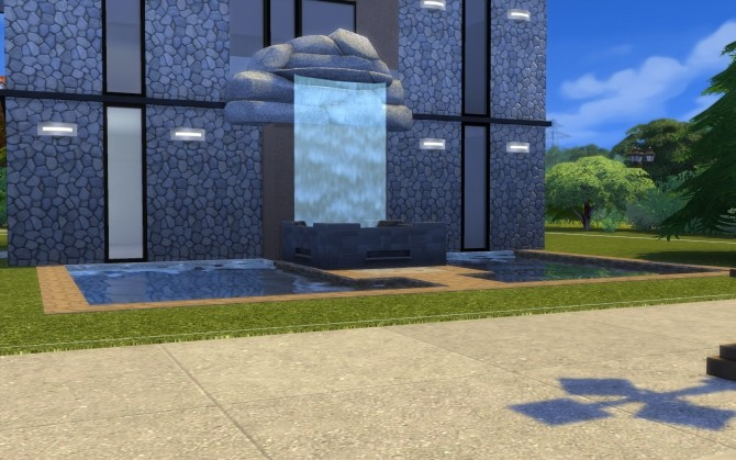 Three Waterfalls by fire2icewitch at Mod The Sims image 1309 670x419 Sims 4 Updates