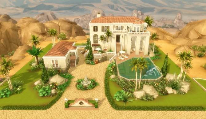 House 44 Oasis Springs at Via Sims image 13212 670x389 Sims 4 Updates