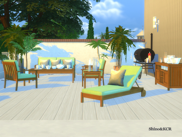 Outdoor 2018 by ShinoKCR at TSR image 1324 Sims 4 Updates