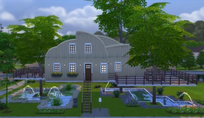 Aspen House at Keyla Sims image 1327 670x386 Sims 4 Updates