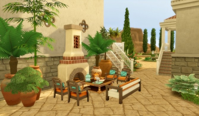 House 44 Oasis Springs at Via Sims image 13312 670x389 Sims 4 Updates