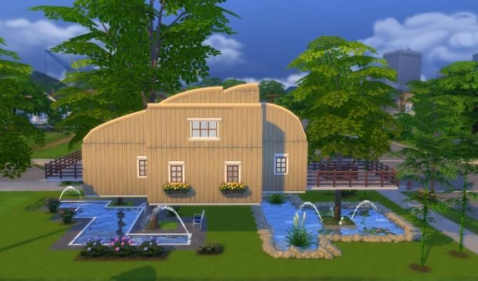Aspen House at Keyla Sims image 1335 670x394 Sims 4 Updates
