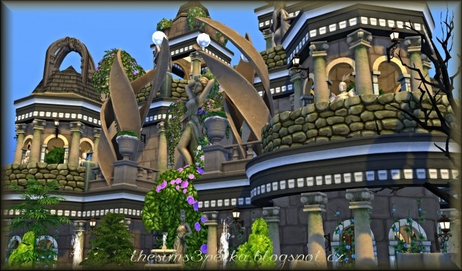 Eveil de lâme home at Petka Falcora image 1342 670x394 Sims 4 Updates