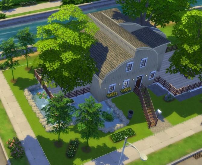 Aspen House at Keyla Sims image 1345 670x549 Sims 4 Updates