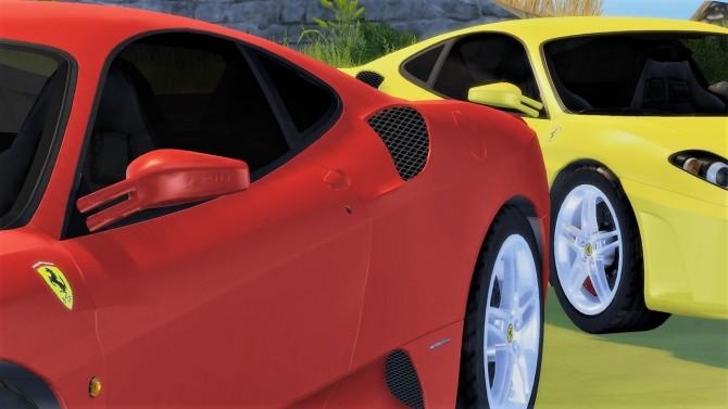 Ferrari F430 at LorySims image 1353 670x377 Sims 4 Updates