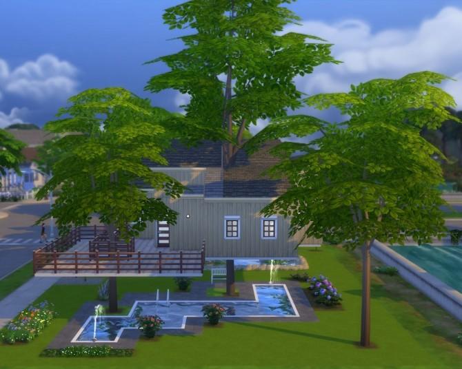 Aspen House at Keyla Sims image 1355 670x536 Sims 4 Updates