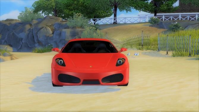 Ferrari F430 at LorySims image 1363 670x377 Sims 4 Updates