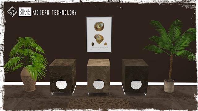 MG24 IDBD Design Litter Box Brown Retexture at Sims Modern Technology image 1369 Sims 4 Updates