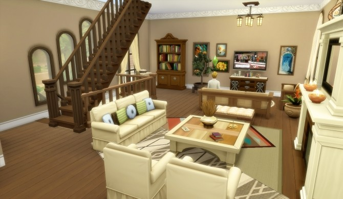 House 44 Oasis Springs at Via Sims image 1378 670x389 Sims 4 Updates