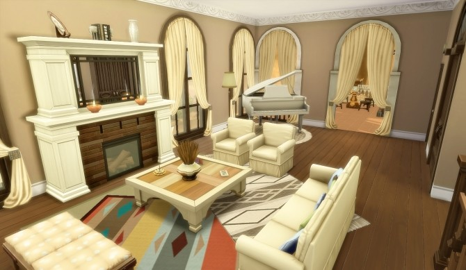House 44 Oasis Springs at Via Sims image 1388 670x389 Sims 4 Updates