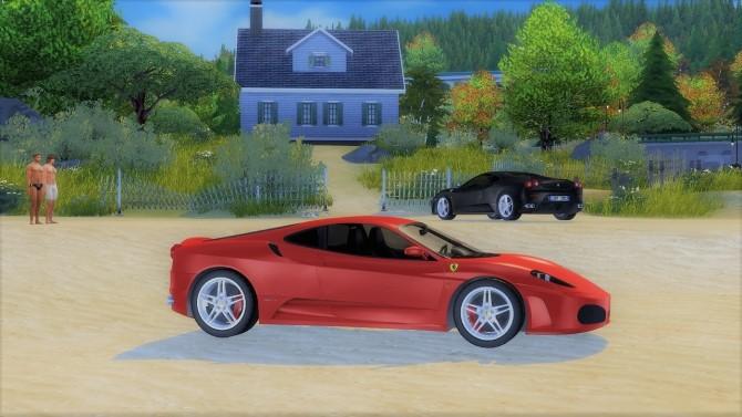 Ferrari F430 at LorySims image 1393 670x377 Sims 4 Updates