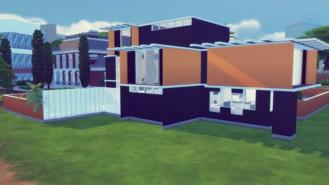 Sims 4 L`Olivier house at Simming With Mary