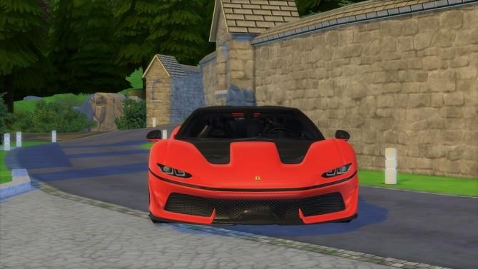 Ferrari J50 at LorySims image 14110 670x377 Sims 4 Updates