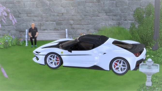 Ferrari J50 at LorySims image 1423 670x377 Sims 4 Updates