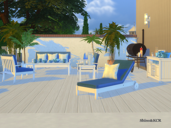 Outdoor 2018 by ShinoKCR at TSR image 1424 Sims 4 Updates