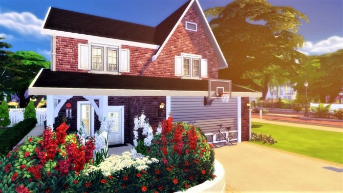 American True home at Agathea k image 1435 670x377 Sims 4 Updates