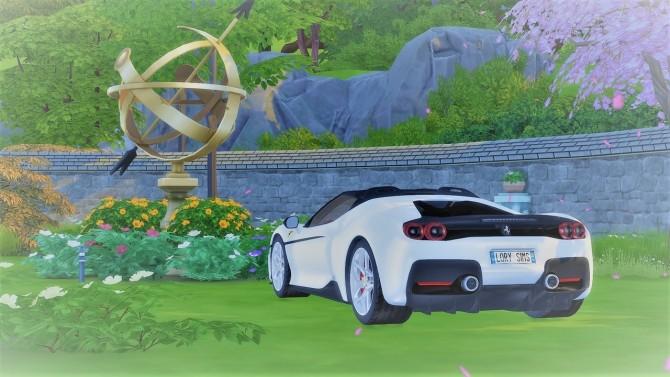 Ferrari J50 at LorySims image 1443 670x377 Sims 4 Updates