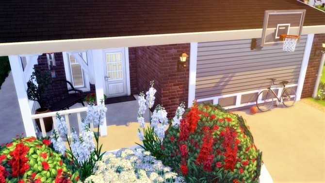 American True home at Agathea k image 1445 670x377 Sims 4 Updates