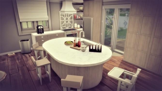 Sims 4 American True home at Agathea k