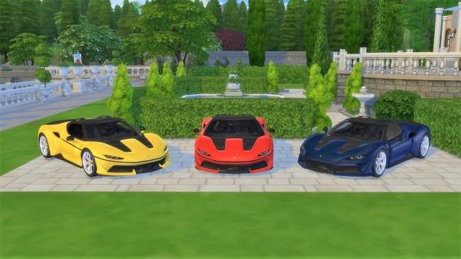Ferrari J50 at LorySims image 1473 670x377 Sims 4 Updates