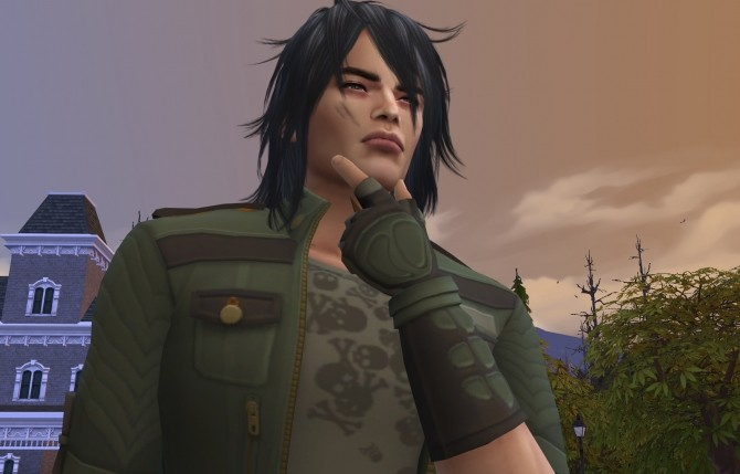 Alex Tars (Vampire Hunter) at Sims for you image 1474 670x429 Sims 4 Updates