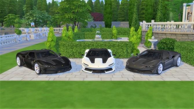 Ferrari J50 at LorySims image 1493 670x377 Sims 4 Updates