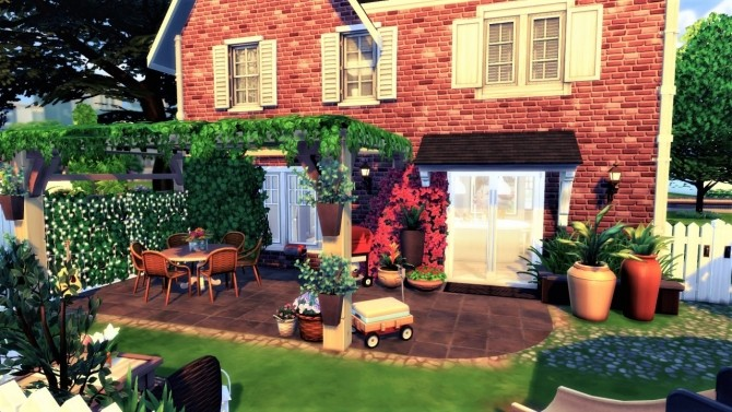 American True home at Agathea k image 1495 670x377 Sims 4 Updates