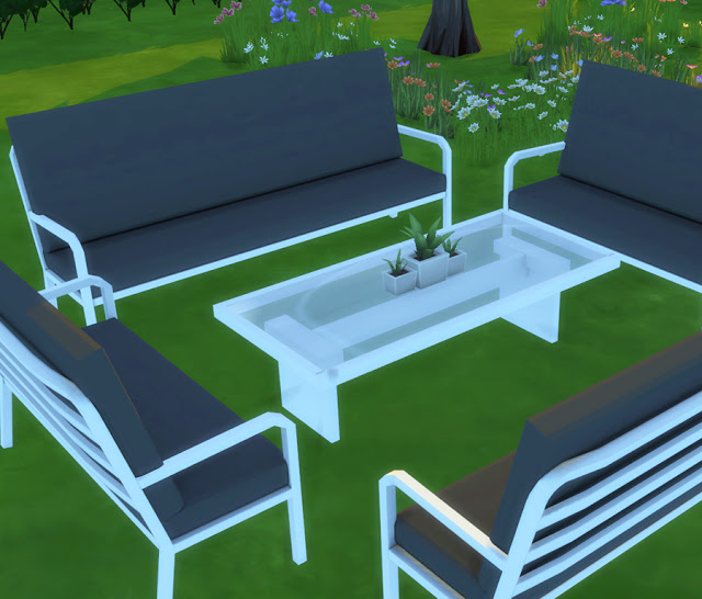 Marquee Outdoor Setting at Simista image 1557 Sims 4 Updates