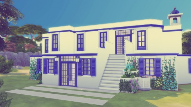 Summer Villa at Simming With Mary image 1564 670x377 Sims 4 Updates
