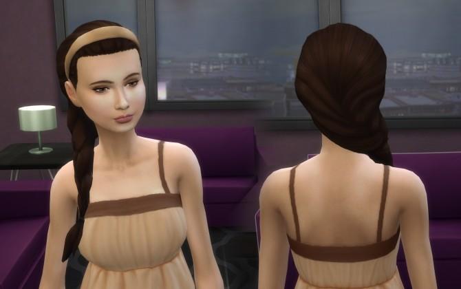Sims 4 Grace Hair at My Stuff